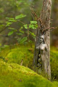 Shaping Spirit tree sculpture Debra Bernier  200x300 - Taurus New Moon: Earth Day
