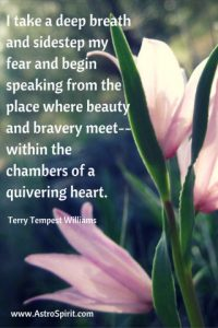 Libra Full Moon: Path of Balance. Venus Retrograde. Terry Tempest Williams quote