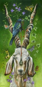 Entranced by Janie Olsen 148x300 - Capricorn New Moon: Alignment