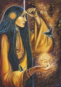 The Rites of Isis by Tessa Mythos 212x300 - Virgo Full Moon: Discern & Distill