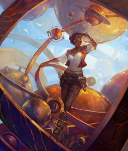 planetary alignment by Julie Dillon 255x300 - Solar Eclipse Aquarius: Wake Up Call