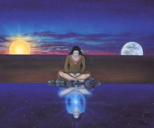 Meditation by Cathy McClelland 300x250 - Scorpio Full Moon: Inevitable