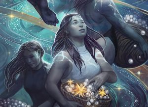 art by Julie Dillon from Daydreamers Journey 300x218 - Libra New Moon, Venus Retrograde