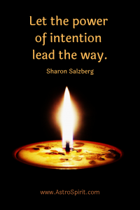 Let the power of intention lead the way. 200x300 - Sagittarius New Moon: Intention